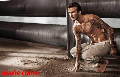 要脫還是要穿? David Beckham 全新H M內衣廣告由你決定!│Marie Claire 美麗佳人