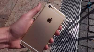 全世界第一個買到iPhone 6的男人 竟然做出了這個舉動...