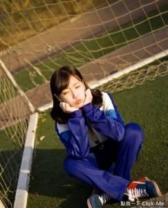 《最美校服女生》萌妹子「高晴」甜美清新爆紅!