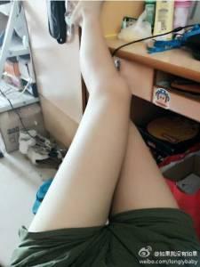 網路美腿大賽 女人表示:活不下去啊