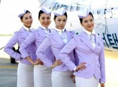 世界空姐排排站,亮爆你的眼球。