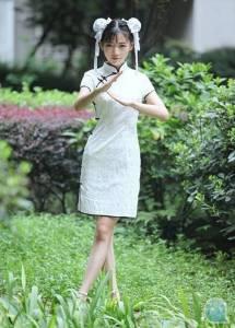 「中國最美女漢子」組圖曝光 打扮形似春麗