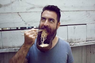 美國男子打造創意鬍鬚奇特造型爆紅網絡