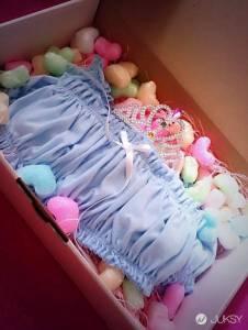日本貧乳內衣品牌 feast 第二彈商品曝光!!偽娘 AV 拍攝型錄