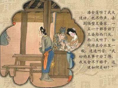 金瓶梅裡被刪的性描寫