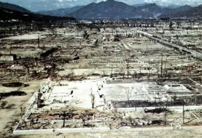 閱覽注意!戰爭的可怕!核子彈爆炸後的慘況!