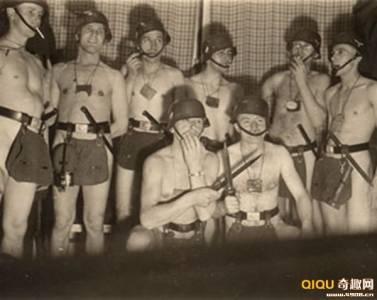 二戰期間德軍自慰添置50個充氣娃娃