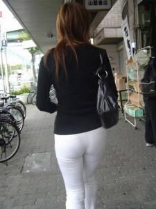 緊身褲的十大惡劣穿法