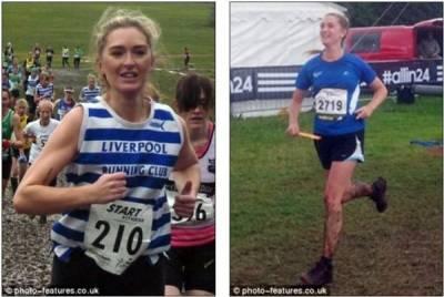 為了跑的更快,英國妹子做縮胸手術