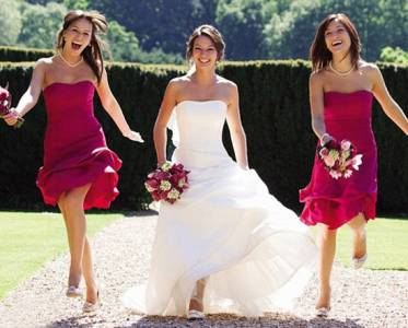 30 已婚女性表示與伴娘不再是朋友