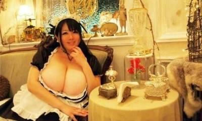 看過P罩杯...你還會說你喜歡大胸部嗎?