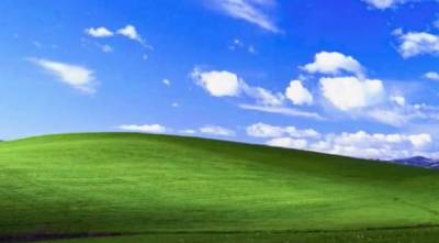 WindowsXP的桌布...背後的故事是這樣的...
