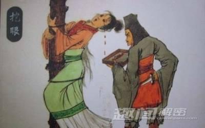 古代女囚入獄會受到什麼屈辱?