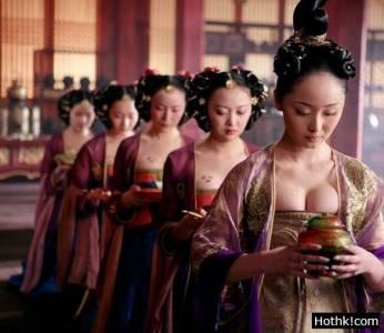 揭密古代皇帝選妃,裸檢都再檢查什麼?(連毛沒長齊的都不放過...