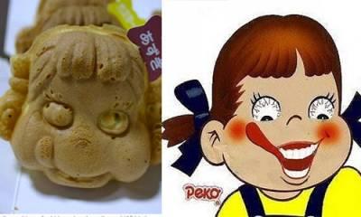 萌娃「PEKO醬」 真面目是食人小女孩?!