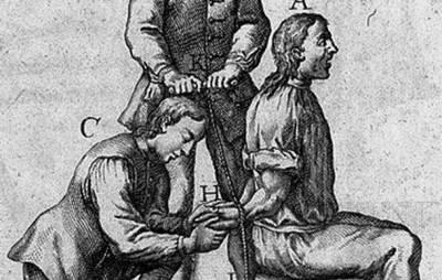 歷史上25款酷刑