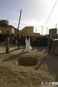 沙特公主與情人私奔被抓獲 遭當街用極刑處死