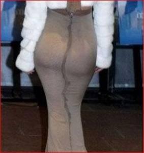 你一定要欣賞,60億的胸,104億的屁股,全世界最貴的女人