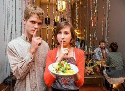 10大讓你大開眼界的全球另類餐廳