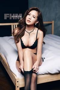 【極致誘惑!百大性感美女網路排行榜  DailyView】