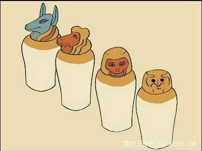 古埃及木乃伊製作全過程揭密!!!