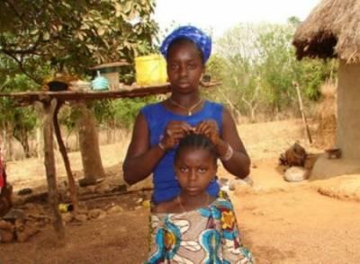 喪夫妻子需陪睡!非洲不可思議的陪睡制度!