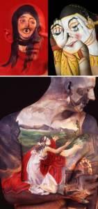 [重口慎入] 九個以身體為畫布的藝術創作