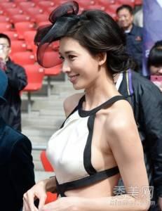 林志玲 小S… 盤點胸部下垂的女星