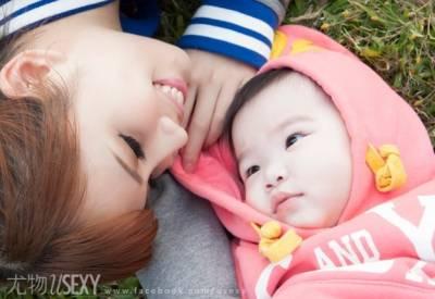 男人心中最美的女人 花漾少女媽媽的產後心聲│尤物雜誌