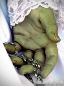 恐怖傳說:墨西哥的乾屍新娘