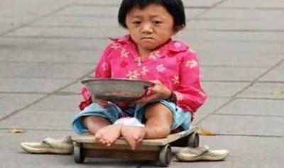 """被拐小女孩哀求著:""""叔叔,求你別用硫酸了,還是用刀子割吧"""""""