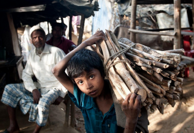 孟加拉9歲男童被丐幫割生殖器 強逼行乞討錢