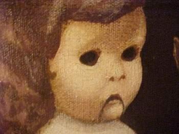 haunted painting,你所不知道的靈異油畫...