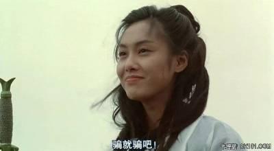 [正妹美眉] 男人心中永遠的「性感女神」盤點朱茵所飾演的經典角色