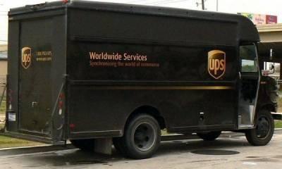 原來UPS送貨都是這樣送的...
