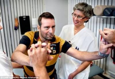 癱瘓男子聽到醫生要摘除自己的器官,結果......
