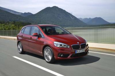 全球首試 BMW All New 218d 225i Active Tourer