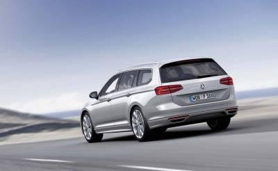 整型變帥了 VW Passat Passat Variant