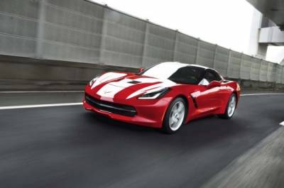 美國精神號 Chverolet Corvette Stingray