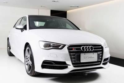 改變移動時尚的萬有引力 Audi S3 Sedan