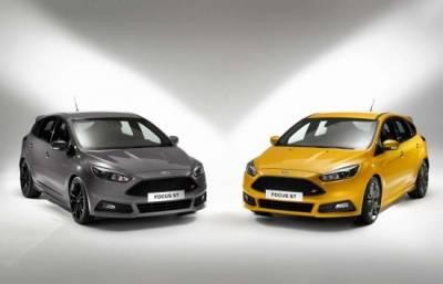 優化引擎霸氣車頭 Ford Focus ST 2015