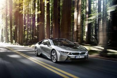 將未來駛入現在 BMW i開啟電動新紀元