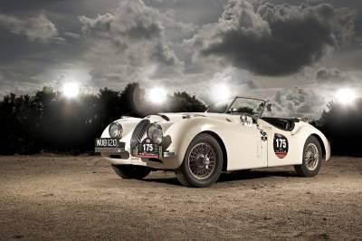 用桂冠建立威名 Jaguar的力與美傳奇