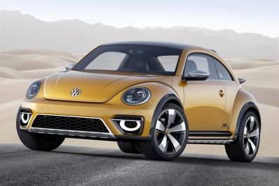 變形金龜 VW Beetle Dune Concept
