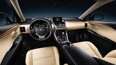 強襲小型休旅級距 Lexus NX300h 八月登台