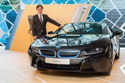 連續進攻 BMW 4 Series Gran Coupe i3 i8正式登台