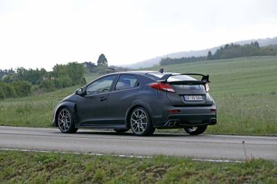 給我阿魯吧 Honda Civic Type R