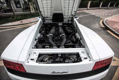 千匹牛魔 V型引擎外掛雙渦輪個案