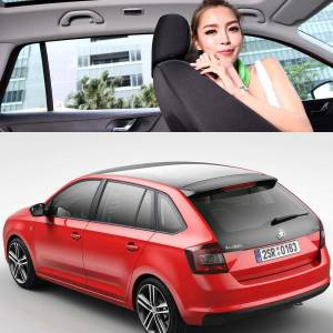 歐系入門房車新演繹 Skoda Rapid Rapid Spaceback