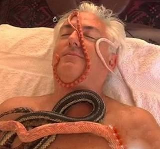 以色列讓人又愛又怕的『蛇式按摩』